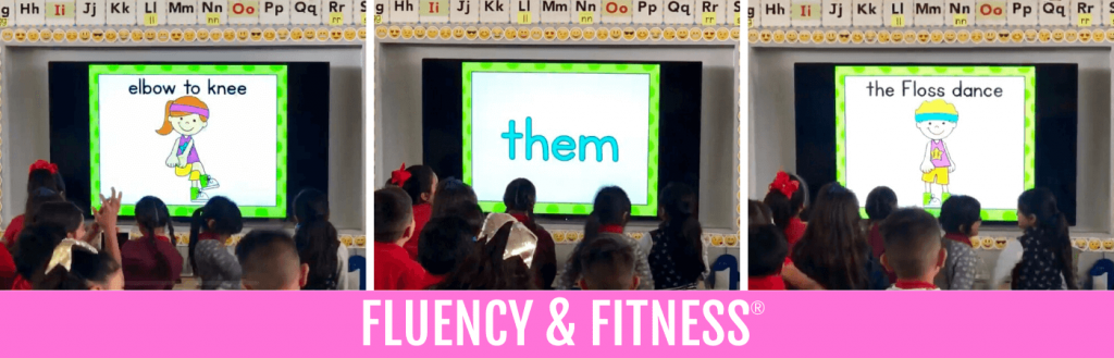 images of fluency and fitness games