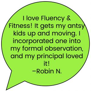 fluency and fitness review 4