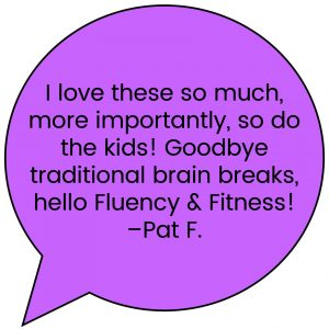 fluency and fitness review 6